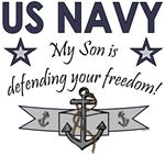 My Son is defending your freedom!