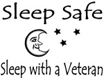 Sleep Safe Sleep with a Veteran