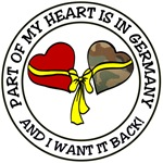 Part of my Heart is in Germany