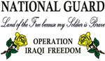 National Guard - Land of the Free OIF