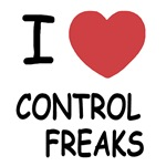 I heart control freaks