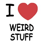 I heart weird stuff