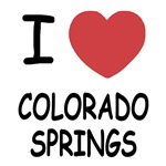 I heart colorado springs