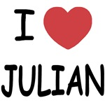 I heart julian