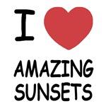 I heart amazing sunsets