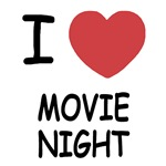 I heart movie night