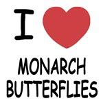 I heart monarch butterflies