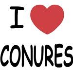 I heart conures