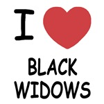 I heart black widows