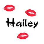 hailey kisses