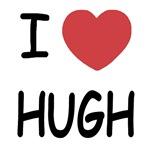I heart hugh