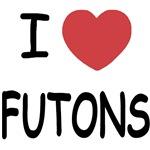 I heart futons