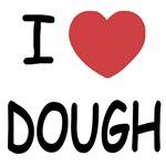 I heart dough