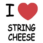 I heart string cheese