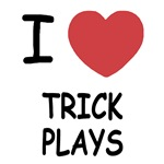 I heart trick plays