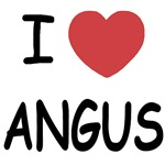 I heart angus