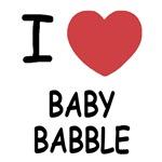 I heart baby babble