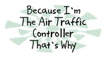 Because I'm The Air Traffic Controller