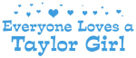 Loves Taylor Girl