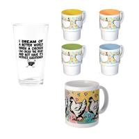 Cups, Mugs & Drinkware