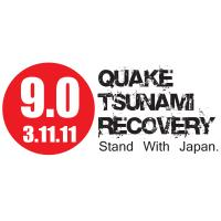 9.0 Quake Tsunami Recovery Red Dot