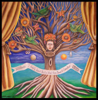 TREE OF LIFE: growth,love, life & nourishment