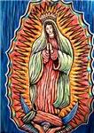 VIRGEN DE GUADALUPE: her spirit, love & icongraphy
