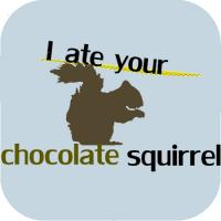 Chocolate squirell