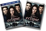 Eclipse DVD and Blu-Ray