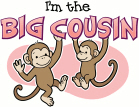 Big Cousin - Monkey