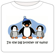 Big Brother of Twins - Penguin