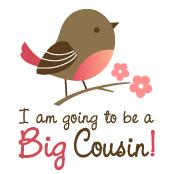 Big Cousin to be - Mod Bird