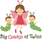 Big Cousin of Twins - Butterfly