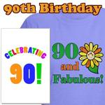 90th Birthday Gag Gifts