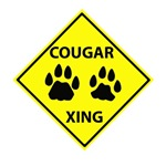 Cougar Mountain Lion Crossing