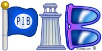 PIB Graphic Logo