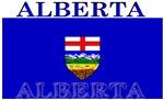 Alberta Albertan Flag