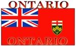 Ontario Ontarian Flag