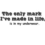 Only Mark Is In Underwear