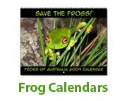 Frog Calendars