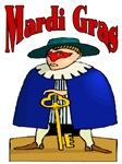 Mardi Gras Maskateer