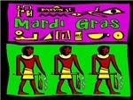 Mardi Gras Egyptians