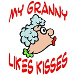 Granny Kisses