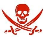 Pirates Red