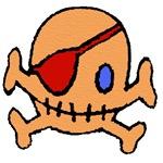 Pirates Kid Design