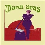 MArdi Gras Exectioner