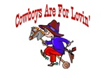 Cowboys Are For Lovin'