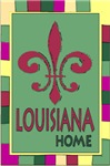 Louisiana Home Flag