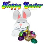 Easter Bunny Happy Easter