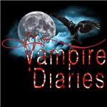 The Vampire Diaries Raven Moon Blue Clouds Vertica
